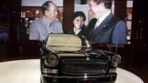 """Cina, ritorna la """"bandiera rossa"""": l'auto ammiraglia di Mao"""