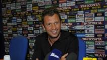 Lo show di Antonio Cassano in conferenza stampa