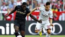 Il secondo gol di El Shaarawy al Manchester City in Audi Cup