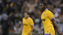 Everton-Juventus: 1-1 (7-6 dcr), il gran gol di Asamoah