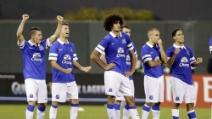 Everton-Juventus 1-1 (7-6): il rigore alla'Pirlo' di John Stones