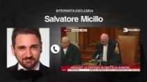 """Processo Mediaset, Micillo (M5S): """"Il Pd ora è al governo con un condannato"""""""