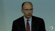 Berlusconi, Letta: lavoro per l'interesse generale