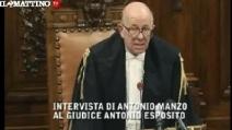 """Giudice Antonio Esposito: """"Berlusconi condannato perché sapeva"""""""