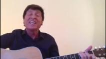 "Gianni Morandi canta ""Solo insieme saremo felici"""