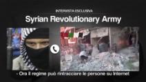 """Siria, intervista ad un ribelle: """"Il regime ha lanciato 24 missili di gas Sarin"""""""