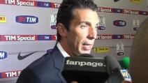"""Gigi Buffon: """"Vogliamo continuare a vincere!"""""""