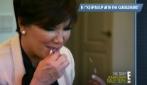 Kim Kardashian serve placenta ai suoi familiari