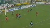 Strepitoso gol di Youri Djorkaeff in semi-rovesciata