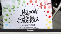 Napoli, tutto pronto per il Bike Festival