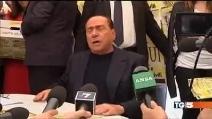 """Berlusconi :""""Firmo non solo i sei referendum sulla giustizia"""""""