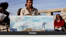 Concordia, nella nave un quadro di Monet e altre 6500 opere