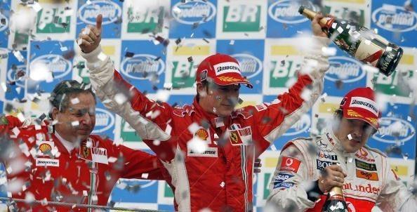 Raikkonen mondiale 2007