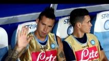 Napoli Atalanta 2-0, i 'mimetici' a quota 9