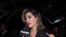 """Aida Yéspica: """"Sto lavorando in America per amore"""""""