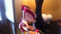 Le scarpe couture di Alberto Moretti