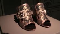 Le scarpe di Ballin ispirate al Casanova di Fellini