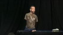 L'emozionante discorso di Nick Vujicic, il ragazzo senza braccia e senza gambe