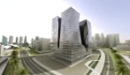 Opus Office Tower © Zaha Hadid Architects from Zaha Hadid Architects on Vimeo