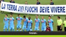 Napoli Livorno 4 a 0, ma già si pensa al mercato