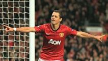 I gol più belli del 'Chicharito' Hernandez con il Manchester United