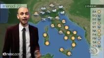 Previsioni meteo per martedì 22 ottobre