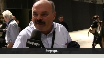 """Leopolda 2013, Farinetti: """"Con Letta e Bersani, Berlusconi vincerebbe anche dalla galera"""""""