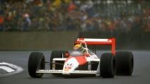 Ayrton Senna vince il Gp di Suzuka e diventa Campione del Mondo del 1988