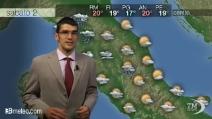 Previsioni meteo del 2 novembre 2013