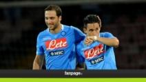 Napoli, dopo il Catania si pensa alla Champions
