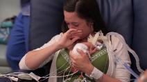 Il miracolo del piccolo Ward, nato prematuro dopo 6 mesi