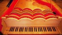 """Il suono geniale della """"Viola organista"""" disegnata da Leonardo Da Vinci"""