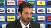 """Gigi Buffon: """"Ci sono i presupposti per far bene al Mondiale"""""""
