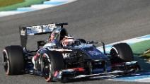 """Team Radio in Sauber, dai box chiedono a Hulkenberg di """"spingere come l'inferno"""""""