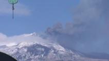 L' eruzione dell'Etna avvenuta sabato 23 Novembre 2013