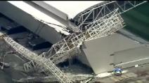 Brasile, 3 morti nello stadio della gara inaugurale dei Mondiali 2014