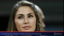 """Melissa Satta e Boateng confermano la """"dolce attesa"""""""