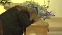Funerali di Federico Perna a Pomezia