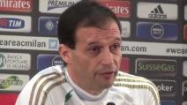 """Massimiliano Allegri: """"La Roma, insieme alla Juventus, è la squadra più forte"""""""