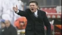 Calcio, Serie A: Catania-Verona 0-0, stasera Napoli-Inter