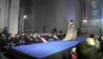 Rotarinfashion 1° Sfilata Emanuela Conte esibizione Laura Delle Rose