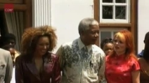 Le Spice Girls incontrano Mandela