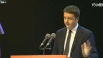 """Renzi: """"In questi anni abbiamo sbagliato anche noi"""""""
