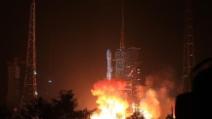 La Cina sbarca sulla Luna: ecco il lancio della sonda Chang'e