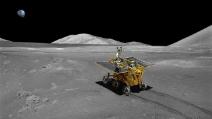 La sonda cinese Chang'e 3 sbarca sulla Luna: ecco la sua missione