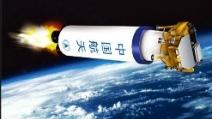 La Cina sulla Luna: l'animazione 3D del lancio, dell'allunaggio e della missione