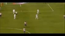 Palermo-Inter 1-0 (28 - 4 - 2013) il gol di Ilicic