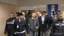Boss Palazzolo estradato in Italia, sbarcato a Malpensa