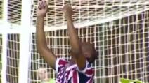 Tiro al volo e gol di Wellington contro il Bahia