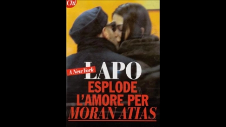 Lapo Elkann e Moran Atias romantici a New York